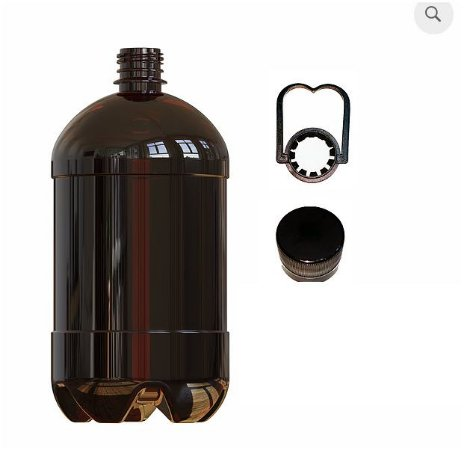 GROWLER PET MODELO 02 - 1,5 Litros