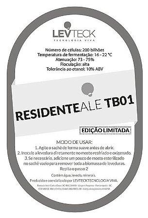 Fermento Levteck - Teckbrew 01 - Residente Ale