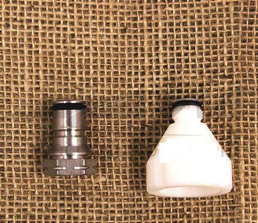 Carbonatador Ball Lock para PET