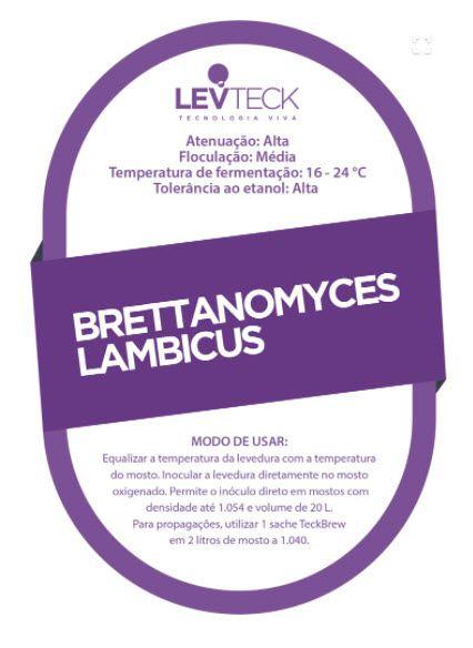 Fermento Levteck - TeckBrew - Brettanomyces Lambicus