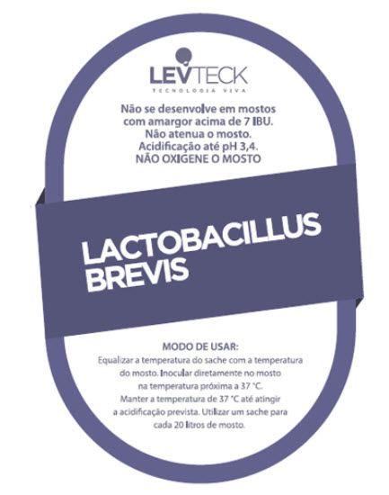 Fermento Levteck - TekBrew - Lactobacillus Brevis