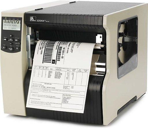 Impressora Térmica de Etiqueta Zebra 220Xi4 de Alta Performance