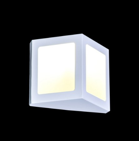 EL 06 Arandela Triângulo 1 lâmpada