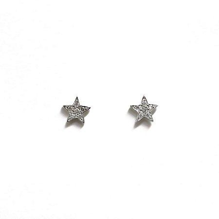 Estrela de brilhantes