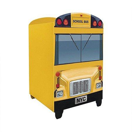 Lixeira School Bus