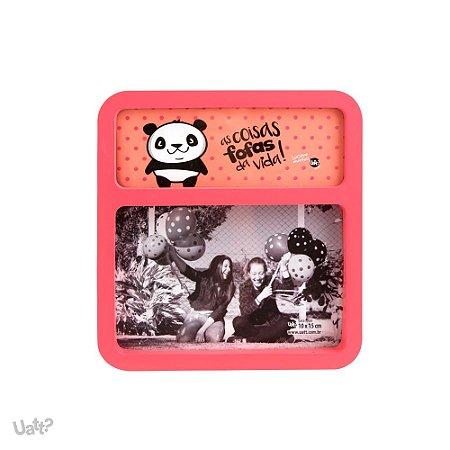 Porta Retrato Pop - Panda