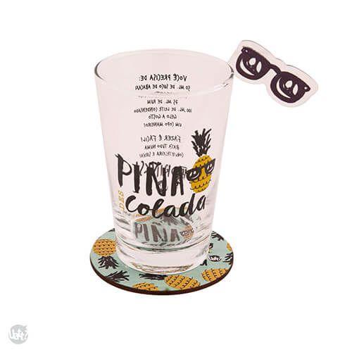 Copo Drink Pina Descolada