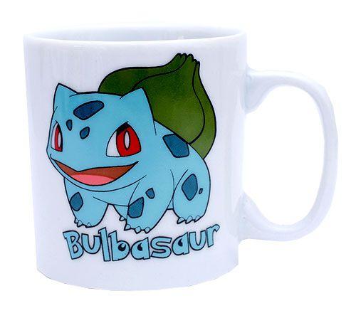 Caneca Pokemon Bulbasaur