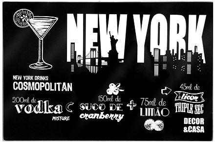 Tábua de Corte New York Pequena