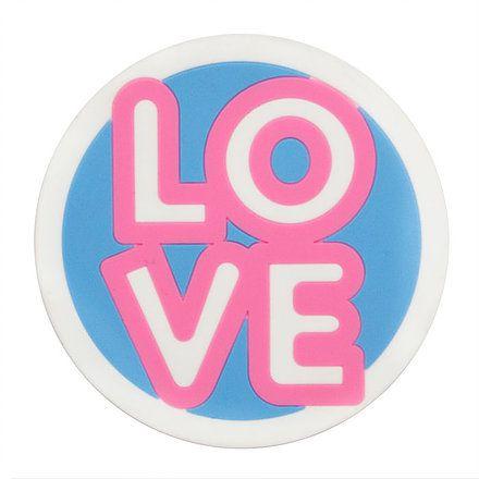 Porta Copo Love