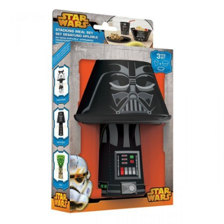 Kit para Lanche Star Wars Darth Vader