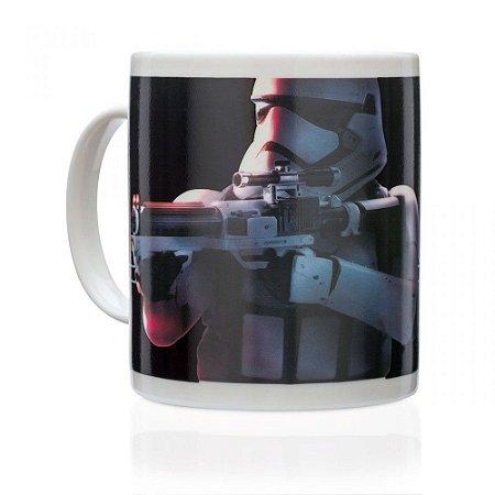 Caneca Termossensível Star Wars Stormtroopers