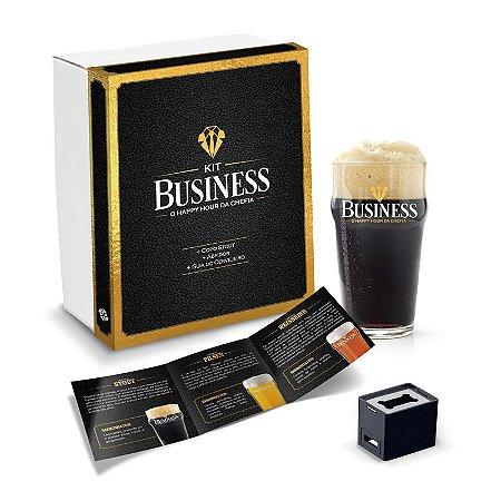 Kit Apreciador de Cerveja Business