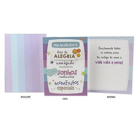 Cartão De Amizade Nuvens G