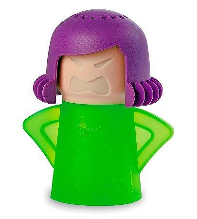 Limpador de Microondas Angry Mamma