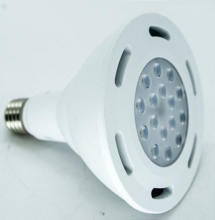 Lâmpada de LED PAR 38 16W 3000K Bivolt 1ano de Garantia