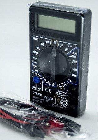 Multímetro Digital DT-830B