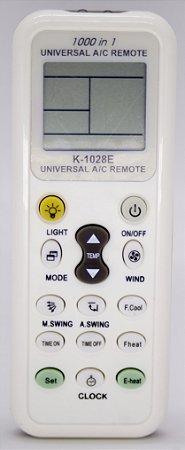 Controle Remoto ar condicionadoREF:1028E