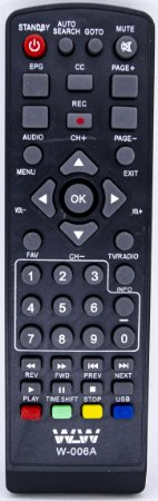 REF W-006A - CONTROLE inforket