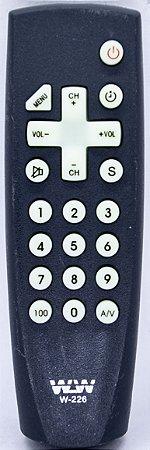 Controle Remoto Para Tv Toshiba WLW-226
