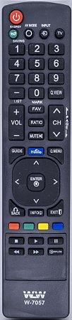 Controle Remoto Tv Lg WLW-7058