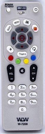 Controle Remoto SKY REF:7208
