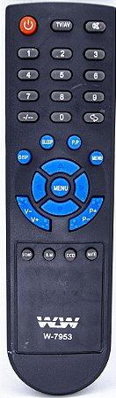 Controle Remoto LENOX DVD REF:7953