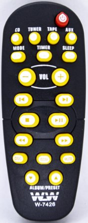 Controle Remoto  SOM PHILIPS REF:7426