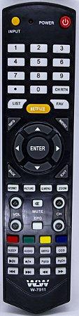 Controle Remoto  LCD TOSHIBA REF:7011