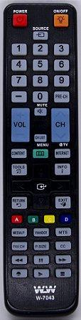 Controle Remoto-LCD-SAMSUNG REF:7043