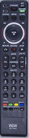 Controle Remoto-LCD-LG Mkj42613813 Genérico REF:7442