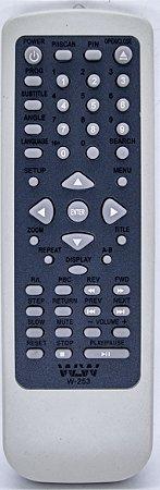 Controle Remoto DVD BRITANIA REF:253