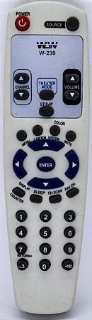 Controle Remoto-TV-GRADIENTE REF:239