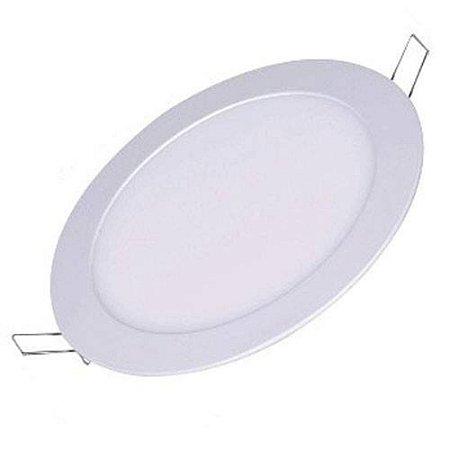 Plafon Painel LED 3w Redodo branco Frio