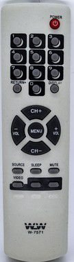 Kit 20un CONTROLE REMOTO REF:W7571