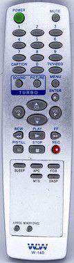 Kit 20un Controle Remoto TV LG REF:140