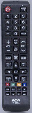 Kit 10un CONTROLE REMOTO WLW-605A