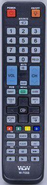 Kit 10un Controle Remoto-LCD-SAMSUNG REF:7033