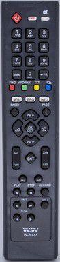 Kit 10un Controle Remoto LCD F.NOVENTA REF:8027