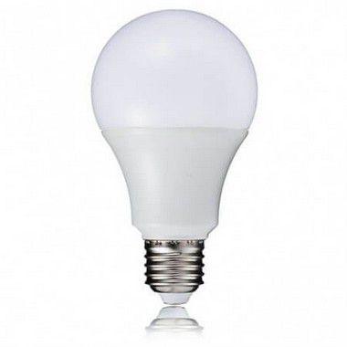 Kit 5un Lampada de LED 9w E27 Branco Frio BIVOLT