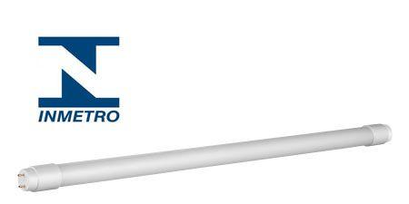 TUBULAR LED T8 120CM 20W branco Frio PC