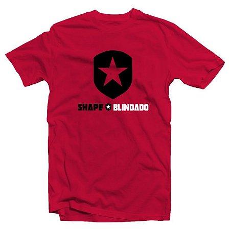 Camiseta Escudo Shape Blindado