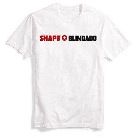 Camiseta Shape Blindado Escudo