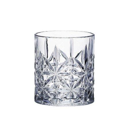 Conjunto com 6 Copos P/ Whisky Stella - 300ml
