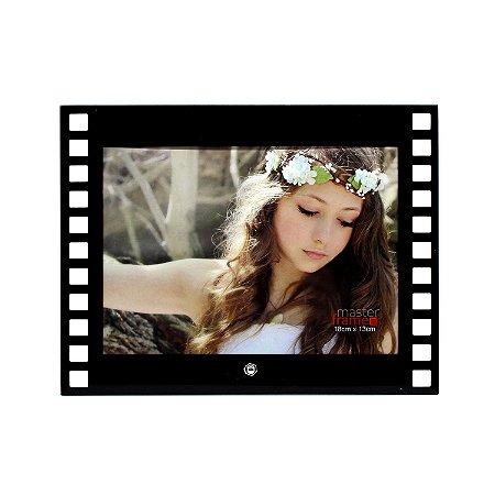 Porta Retrato de Vidro Filme Horizontal 13x18