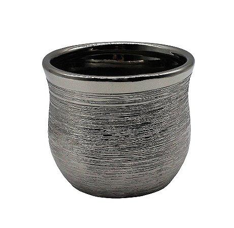 Vaso de Cerâmica Bowl Scratch
