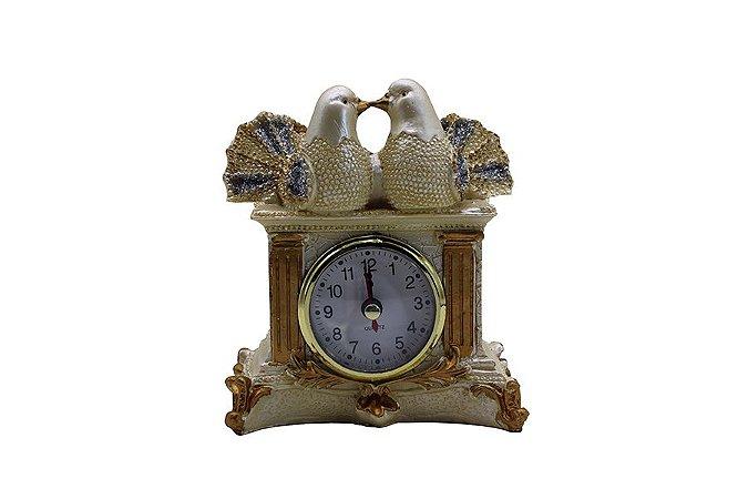 Relógio Pombinhos