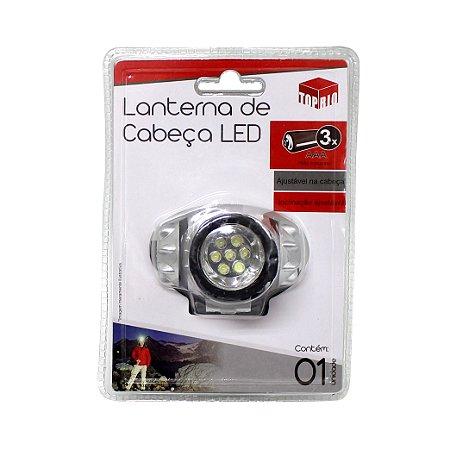 Lanterna de Cabeça LED