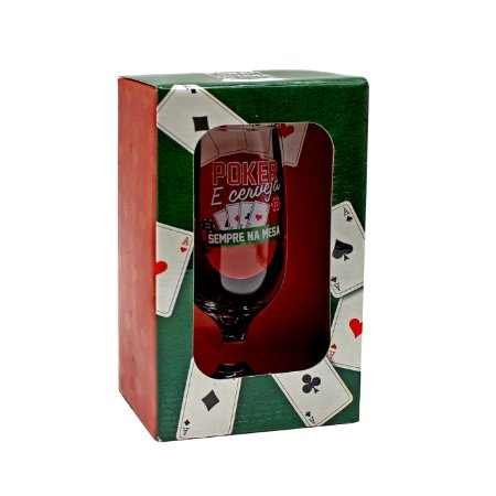 Taça Floripa Poker 300ml