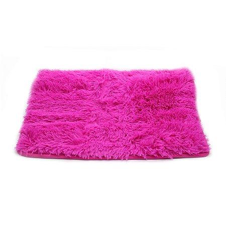 Tapete Retangular 50x80 Pink
